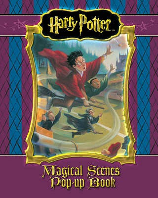 Image for Harry Potter Magical Scenes Pop-up Book