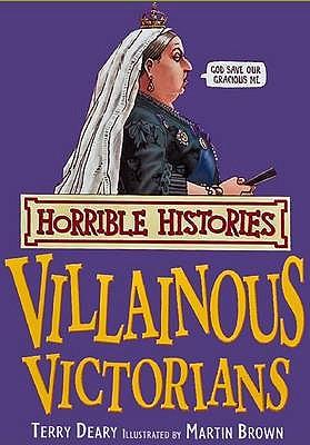 Image for Villainous Victorians (Horrible Histories)