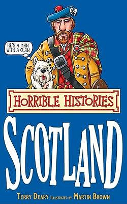 Image for Horrible Histories: Scotland