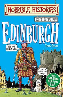 Image for Gruesome Guides: Edinburgh (Horrible Histories)