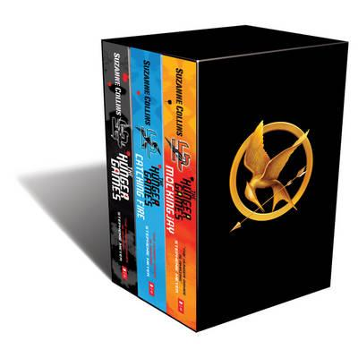 Image for The Hunger Games Trilogy Box Set