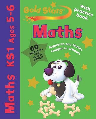 Image for Gold Stars Pack (Workbook and Practice Book): Maths 5-6 (Gold Stars S.)