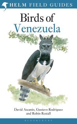 Image for Birds of Venezuela (Helm Field Guides)