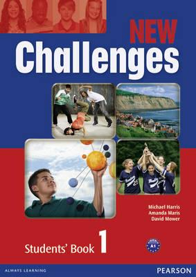 Image for New Challenges 1 Students' Book