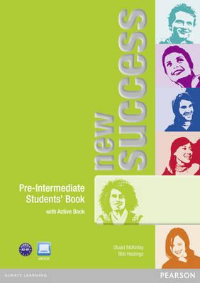 Image for New Success Pre-Intermediate Students' Book & Active Book Pack