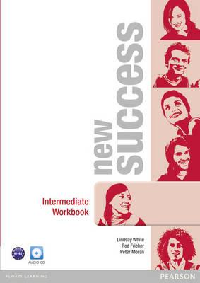 Image for New Success Intermediate Workbook & Audio CD Pack