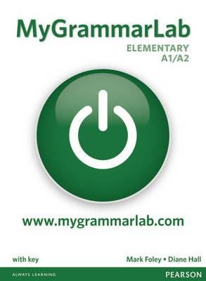Image for MyGrammarLab Elementary with Key and MyLab Pack