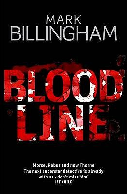 Bloodline, Billingham, Mark.