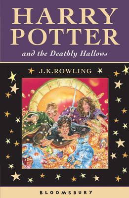 Harry Potter and the Deathly Hallows, J K Rowling