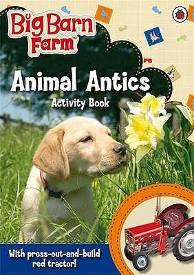 Image for Animal Antics Activity Book (Big Barn Farm)