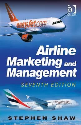 Airline Marketing and Management, Shaw, Stephen