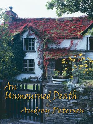 Image for An Unmourned Death (Five Star First Edition Mystery)