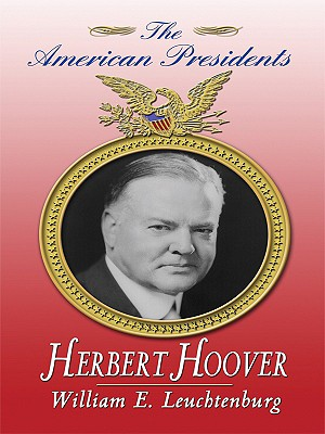 Image for Herbert Hoover (Thorndike Biography)