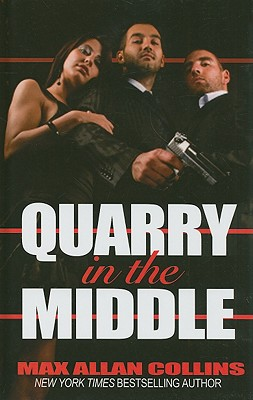 Image for Quarry in the Middle (Thorndike Press Large Print Mystery Series)