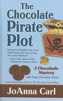 Image for The Chocolate Pirate Plot (Thorndike Mystery) [Large Print]