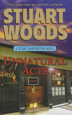 Image for Unnatural Acts (Stone Barrington: Thorndike Press Large Print Basic)