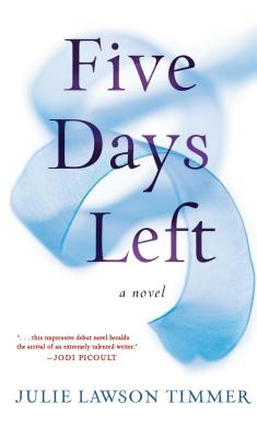 Image for Five Days Left (Thorndike Press Large Print Core)