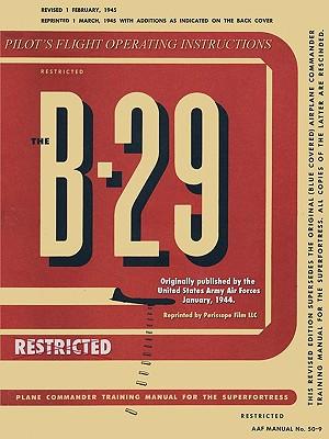 B-29 Bomber Pilot's Flight Operating Manual, Film.com, Periscope