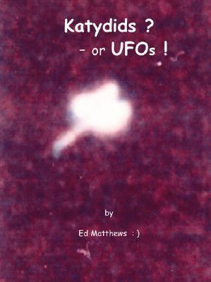 Image for Katydids or Ufo's