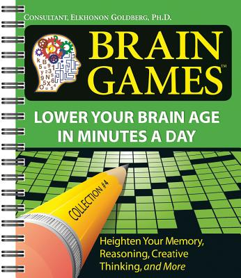 Image for Brain Games #4: Lower Your Brain Age in Minutes a Day