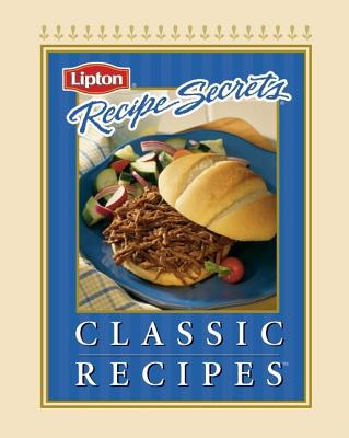 Image for Lipton Recipe Secrets Classic Recipes