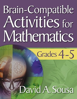 Image for Brain-Compatible Activities for Mathematics, Grades 4-5