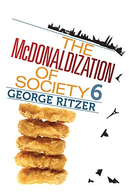 Image for The McDonaldization Of Society 6