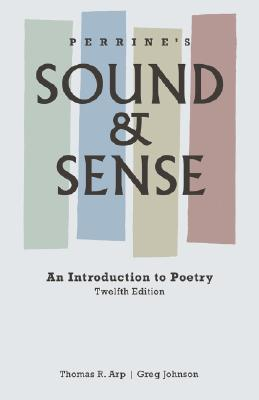 Image for Perrine's Sound and Sense: An Introduction to Poetry