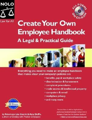 Image for Create Your Own Employee Handbook
