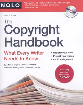 Image for The Copyright Handbook: What Every Writer Needs to Know