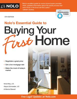 Image for Nolo's Essential Guide to Buying Your First Home