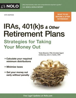 Image for IRAs, 401(k) s & Other Retirement Plans: Strategies for Taking Your Money Out