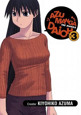 Image for Azumanga Daioh, Volume 3