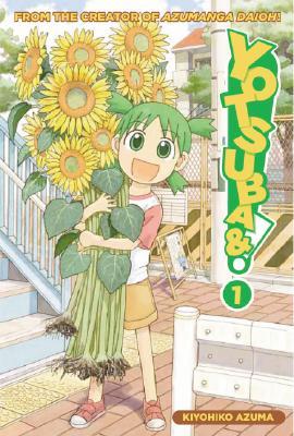Image for YOTSUBA&! Volume 1