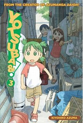 Image for YOTSUBA&! Volume 3 (Yotsubato (Graphic Novels))