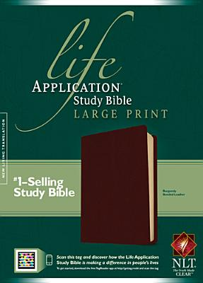 "Image for ""''Life Application Study Bible NLT, Large Print''"""
