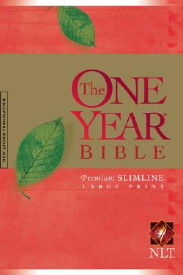 The One Year Bible Premium Slimline LP NLT
