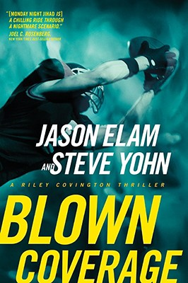 Image for Blown Coverage (Riley Covington Thriller Series #2)