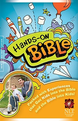 Image for Hands-On Bible NLT