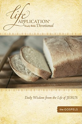 Image for Life Application Study Bible Devotional: Daily Wisdom from the Life of Jesus (Bible Nlt)