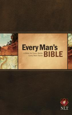 "Image for ""''Every Mans Bible, HC NLT ''"""