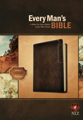 Image for Every Man's Bible Deluxe Edition NLT