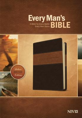 Image for Every Mans Bible-NIV-Deluxe Heritage