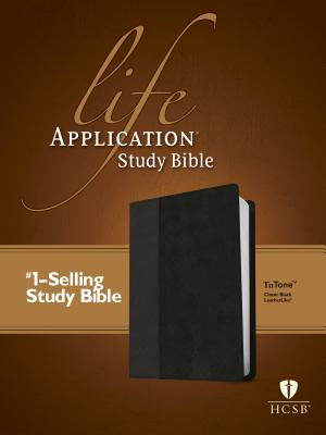 "Image for ""Life Application Study Bible HCSB, TuTone Imitation Leather"""