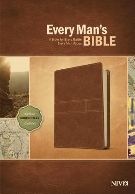 Image for Every Man's Bible NIV: Deluxe Journeyman Edition