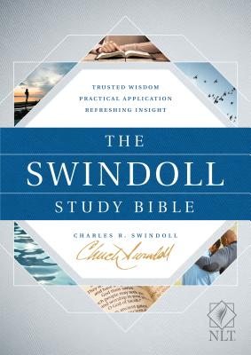 Image for The Swindoll Study Bible NLT