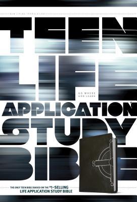 "Image for ""Teen Life Application Study Bible NLT, Celtic Cross Imitation Leather"""