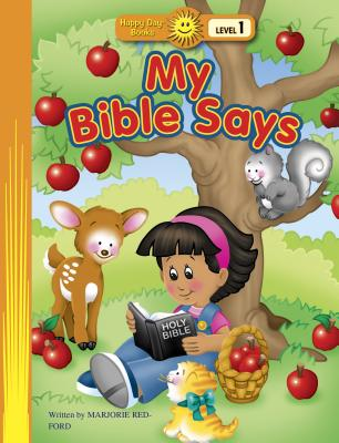 Image for My Bible Says (Happy Day)