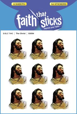 Image for The Christ (Faith That Sticks Stickers)