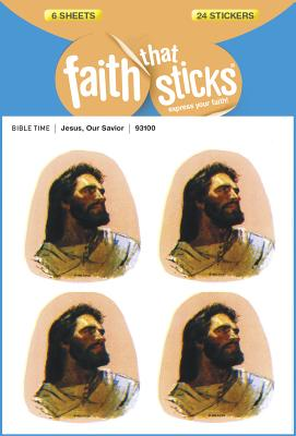 Image for Jesus, Our Savior (Faith That Sticks Stickers)
